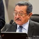 José Targino Maranhão - ABUSO DE AUTORIDADE: Na CCJ, Zé Maranhão diz 'sim' ao projeto e Veneziano se ausenta da votação