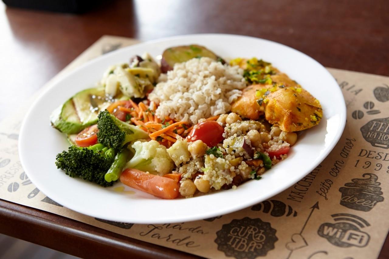 Lunch 2 - Grupo da Unimed JP oferece oficina que dará dicas de como preparar uma refeição balanceada