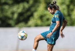 COPA DE FUTEBOL FEMININO: Técnico Vadão faz mistério sobre presença de Marta e plano B contra Austrália no jogo de hoje