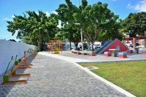 PraçadaApae foto dayseeuzebio 12 300x200 - Luciano Cartaxo entrega primeira praça 100% inclusiva da Paraíba nesta segunda-feira