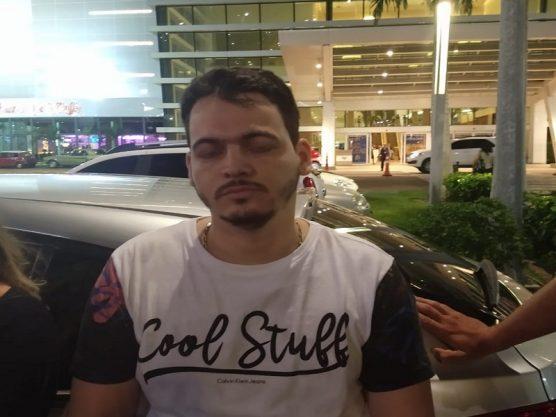 ROMARINHO 556x417 - Romarinho tentou subornar agentes da PF, na tentativa de evitar sua prisão