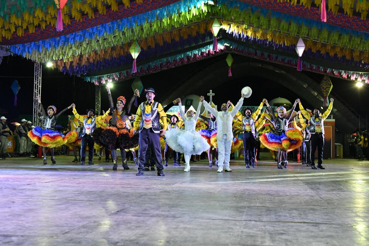 RaiodoSol2 - Festival Paraibano de Juninas tem início nesta segunda em Santa Rita