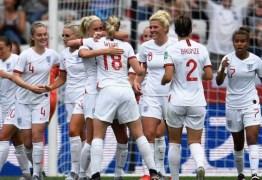 Argentina, Japão e Inglaterra jogam nesta sexta-feira