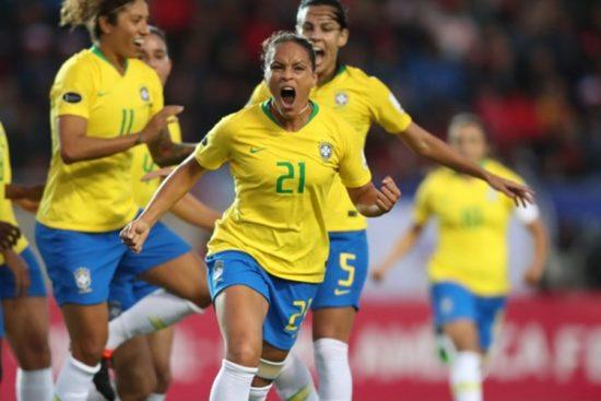COPA DE FUTEBOL FEMININO: Seleção brasileira enfrenta França nas oitavas neste domingo