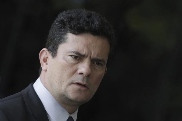 Sergio Moro - VAZA-JATO: Sérgio Moro omite palestra remunerada, mas doa valor para entidade que cuida de pessoas com deficiência, diz jornal