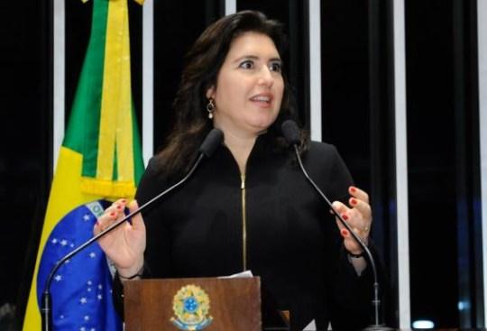 Simone 300x204 - Diálogos de Moro não dão base a CPI, diz Simone Tebet
