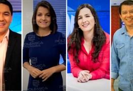 DOMÍNIO TOTAL: Cabo Branco leva o primeiro lugar de todos os horários e TV Correio sofre queda expressiva