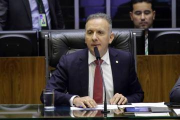 """WhatsApp Image 2019 06 26 at 17.16.00 - Congresso promulga PEC do Orçamento Impositivo e Aguinaldo Ribeiro comemora: """"Grande conquista para o Brasil"""""""
