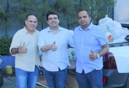 Eduardo entrega doações para desabrigados das chuvas em diversas regiões de João Pessoa