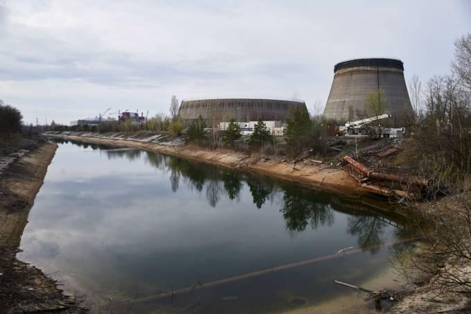 acidente nuclear em chernobyl 12 - 33 anos depois do acidente nuclear, veja como está Chernobyl na vida real