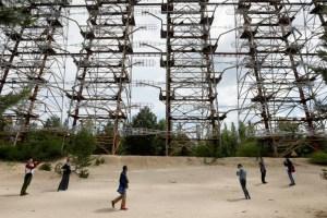 acidente nuclear em chernobyl 7 300x200 - 33 anos depois do acidente nuclear, veja como está Chernobyl na vida real