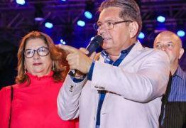 Adriano Galdino prestigia abertura da festa de São João em Monteiro