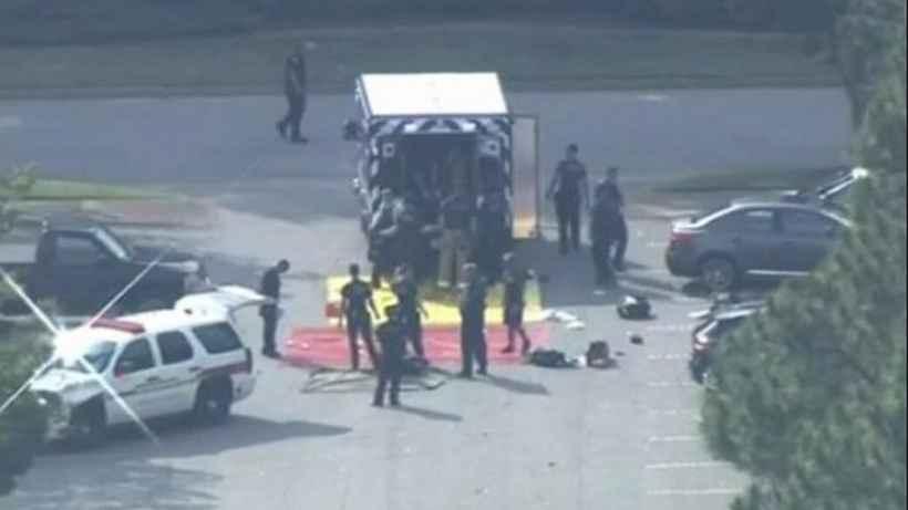 atentado - Tiroteio deixa pelo menos 11 mortos e seis feridos na Virgínia