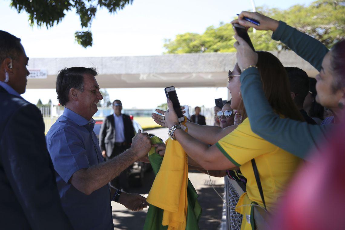 bolsonaro 2 - Bolsonaro afirma que vê Reforma da Previdência como palavra mágica para empresários