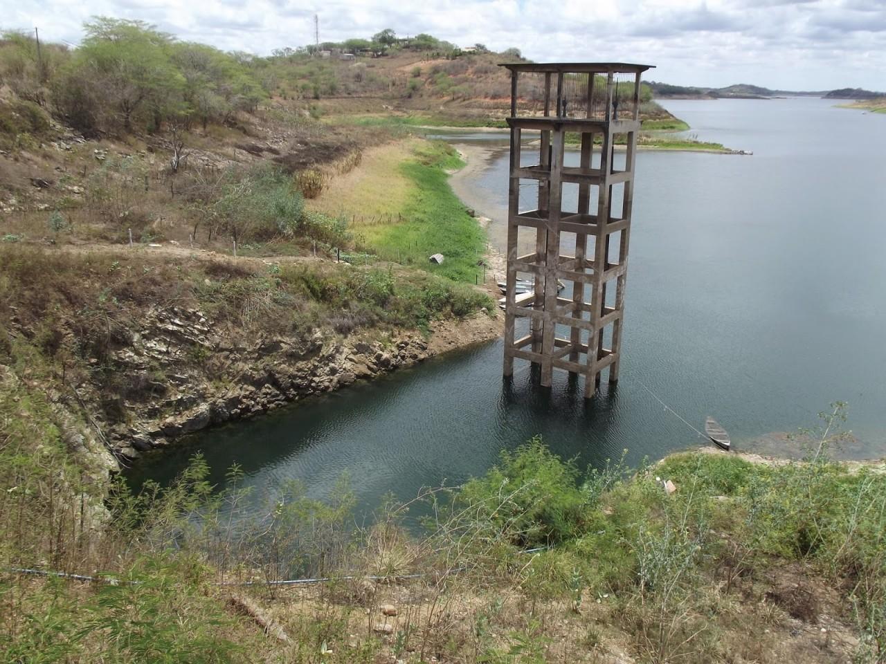 boqueirao - Pesquisa prevê crise no abastecimento de água de CG nos próximos 10 anos