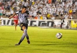 Botafogo-PB enfrenta oConfiança-SE hoje em Aracaju