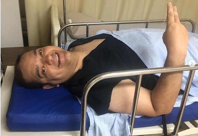 bruno - Vereador Bruno Farias recebe alta médica após cirurgia cardíaca
