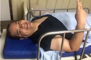 Vereador Bruno Farias recebe alta médica após cirurgia cardíaca