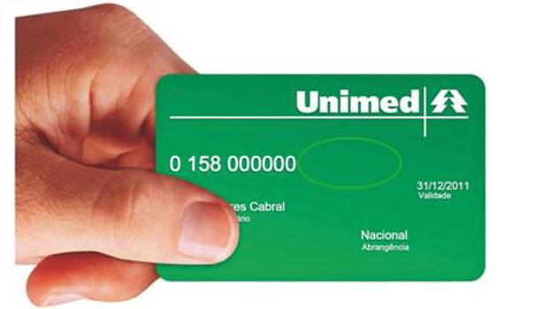 cartao Unimed - Planos de saúde da Unimed João Pessoa estão com preçosespeciais até o final do mês