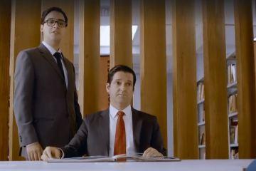 cats161 - EX-HERÓIS : Zorra Total, da Globo, faz paródia com Moro e Dallagnol, e viraliza nas redes - VEJA VÍDEO