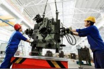 chinna - China tem menor taxa de crescimento em produção industrial desde 2002