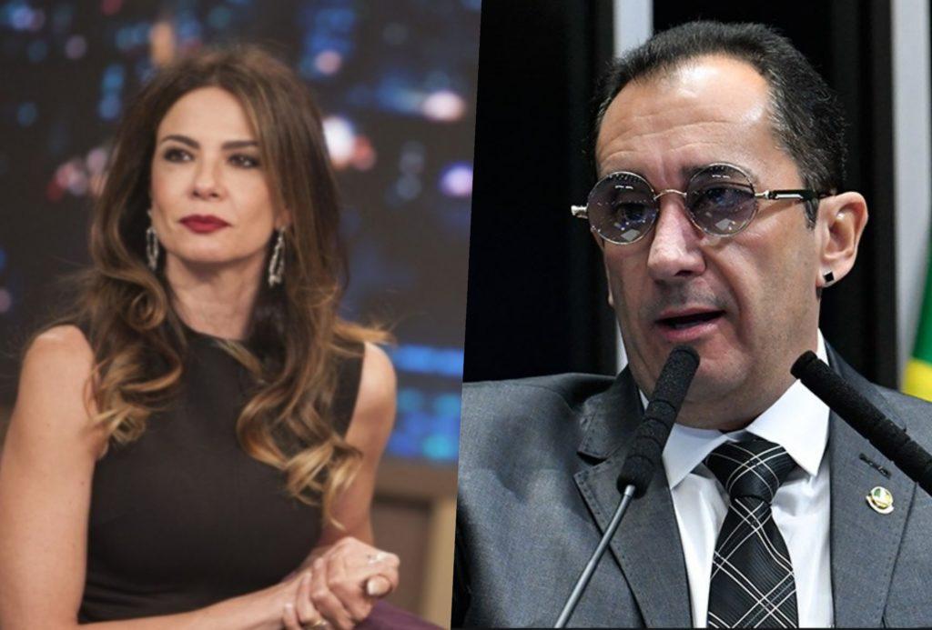 collage 41 1024x693 - Jorge Kajuru é processado após chamar Luciana Gimenez de 'burra'