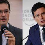 dallagnol moro e1561585970279 - 'FINS NÃO JUSTIFICAM OS MEIOS': Ricardo Coutinho se junta a líderes de esquerda para defender a demissão de Sérgio Moro em artigo na Folha de S. Paulo