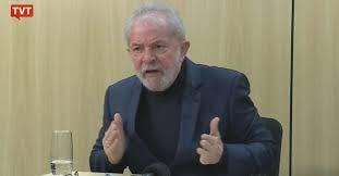 """download 13 - 'A MASCARA VAI CAIR': em entrevista, Lula diz que tanto Moro quanto o procurador Deltan Dallagnol são """"mentirosos"""""""
