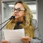 dra. paula francinete - Drª Paula diz que João Azevedo é um estadista e não vê problema em aproximação com o governo