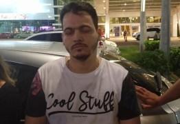 """Preso que foi alvo do resgate no ataque ao PB1, """"Romarinho"""",é recapturado na capital do Ceará"""