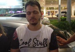 """Após ser recapturado em Fortaleza, """"Romarinho"""" aguarda decisão da justiça para onde deve ser transferido"""
