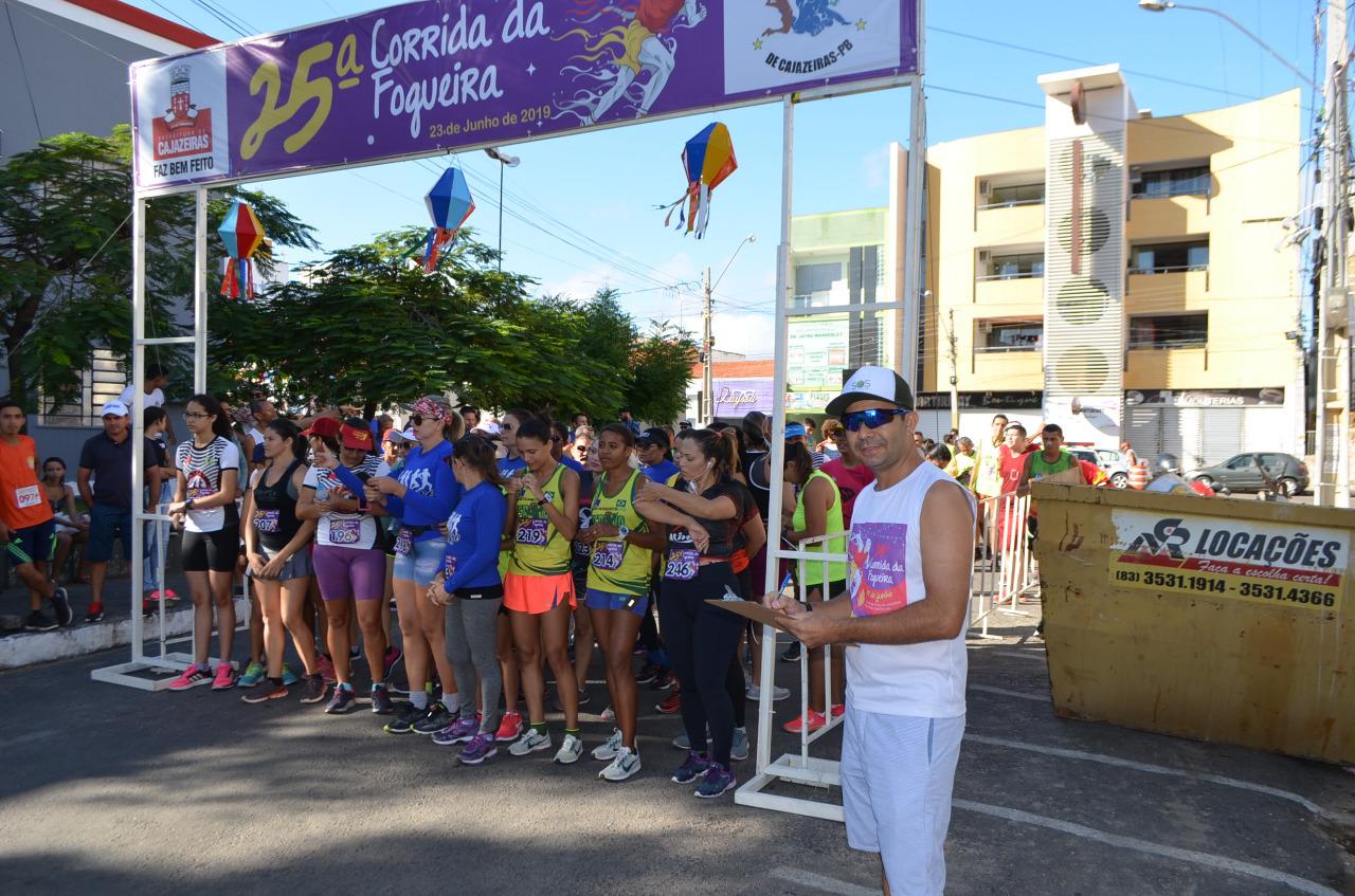 ecbff552 35aa 44e4 bcaa c16f628d85f8 - Corrida da Fogueira de Cajazeiras reúne mais de 300 atletas de toda a região