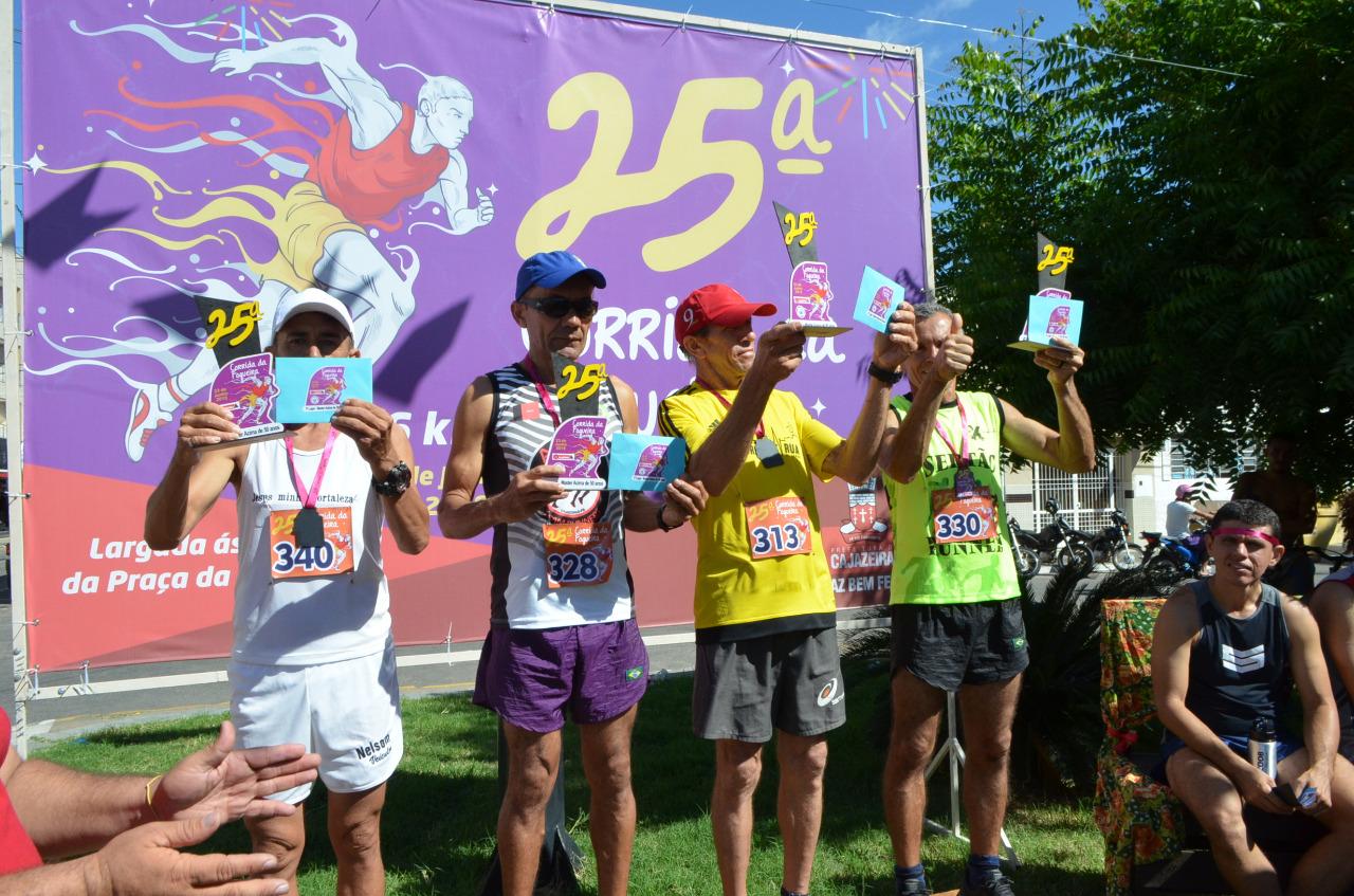 f91e8e76 64f0 4267 97f6 c13944c77a6a - Corrida da Fogueira de Cajazeiras reúne mais de 300 atletas de toda a região