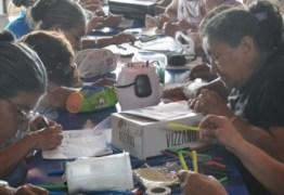 Alunos participam de atividades alusivas ao São João em Patos