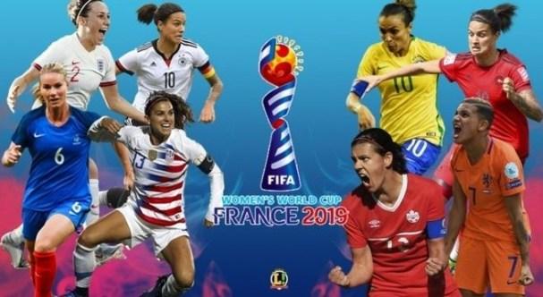 feminino 300x164 - Copa do Mundo Feminina começa nesta sexta-feira na França
