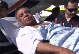 GRAVE: Agnaldo Timóteo está em UTI do Hospital das Clínicas em estado crítico