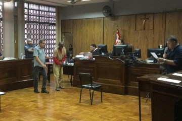 francisco juri - Idoso acusado de acorrentar e matar a marretadas missionária é condenado a 36 anos de prisão