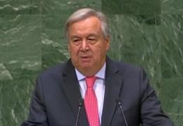 ONU pede 'nervos de aço' para evitar conflito entre EUA e Irã