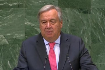 guterres - ONU pede 'nervos de aço' para evitar conflito entre EUA e Irã