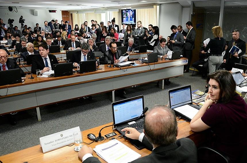 imagem materia 2 - Por 48 votos a 24, Senado aprova projeto contra abuso de autoridade