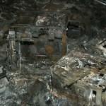 incendio galpao - FOGO: Incêndio atinge galpão de resíduos de eletroeletrônicos, no Conde, PB