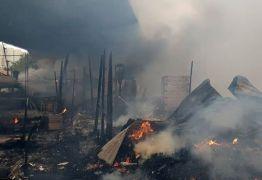 TRAGÉDIA: Incêndio em ponte de São Paulo afeta cerca de 50 famílias