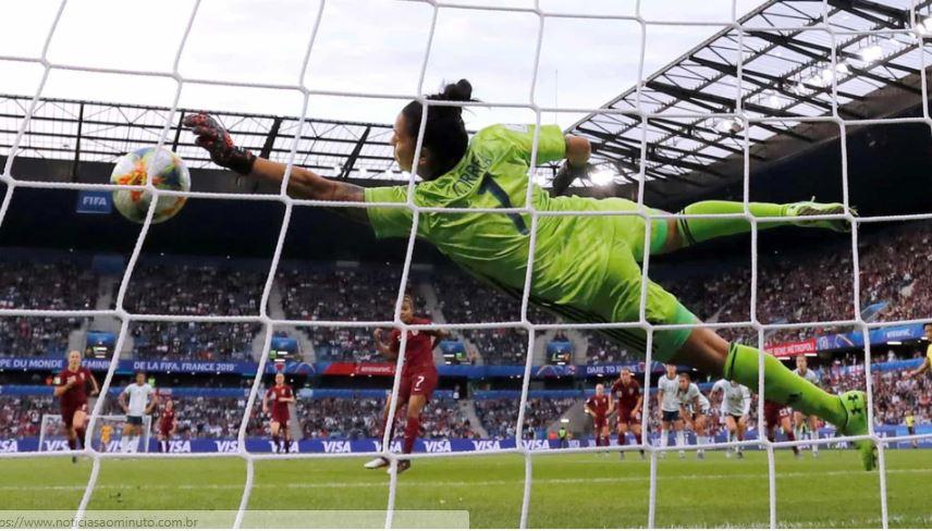 Última rodada da fase de grupos da Copa do Mundo de Futebol Feminino começa hoje