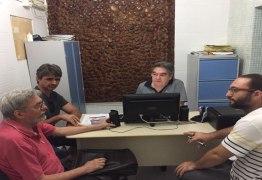 Após reunião, Lindolfo Pires defende criação do Fórum Paraibano de Mudanças Climáticas no Sertão