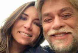 Namorada de Fábio Assunção defende ator no Instagram: 'Essas são fotos atuais do meu namorado'