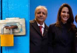 PORTAS FECHADAS E FUNCIONÁRIOS DISPENSADOS: Michelle Ramalho viaja para França e tranca FPF sem repassar cargo a vice