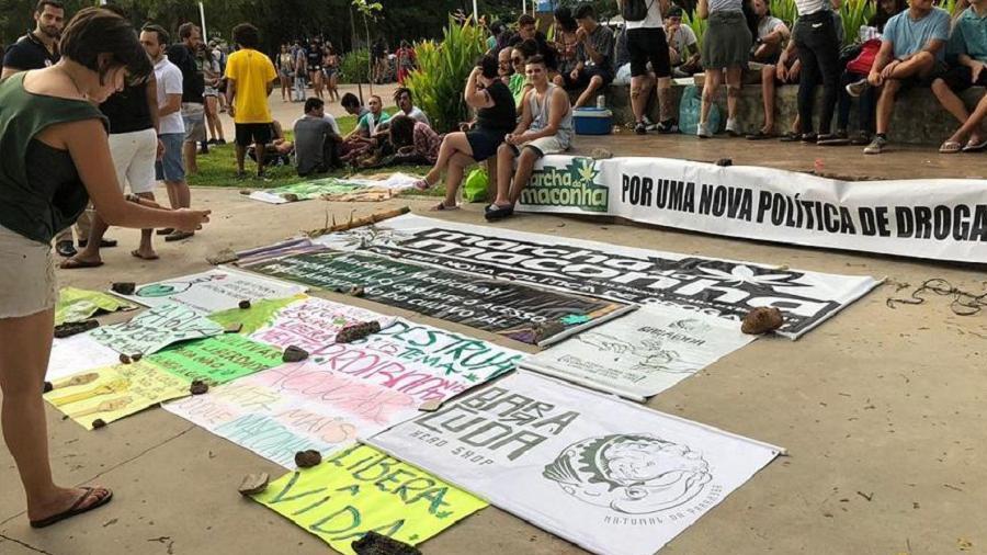 Marcha da Maconha acontece neste sábado em João Pessoa