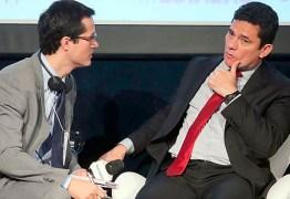 Vazamentos do The Intercept Brasil são legais, prevêem medidas defendidas por Moro e Dallagnol