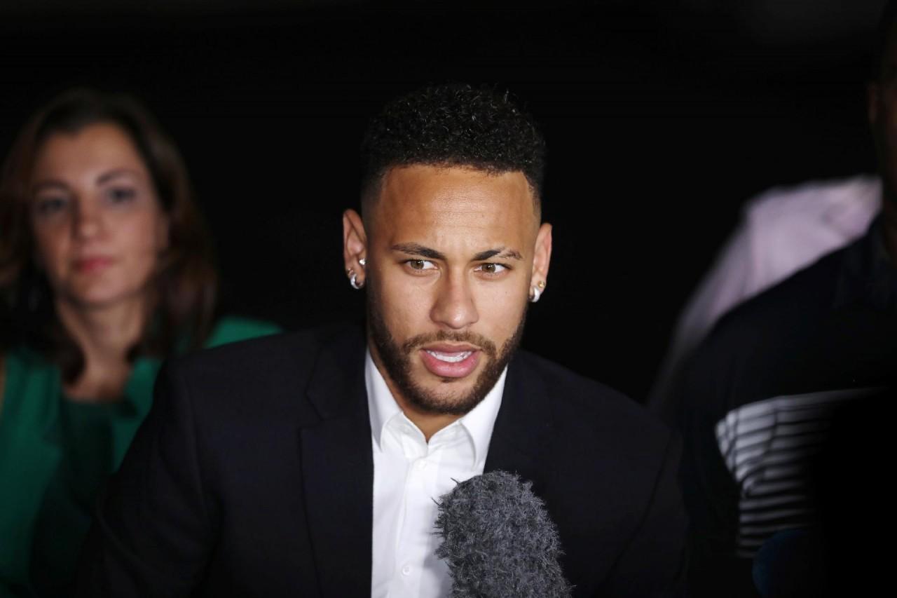 ney 1 - Em depoimento, Neymar diz que Najila pediu tapas e sexo foi consentido