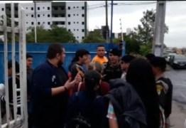 PUNIÇÃO:João Azevedo manda afastar Policial que agrediu estudante durante protesto; confira o momento da agressão
